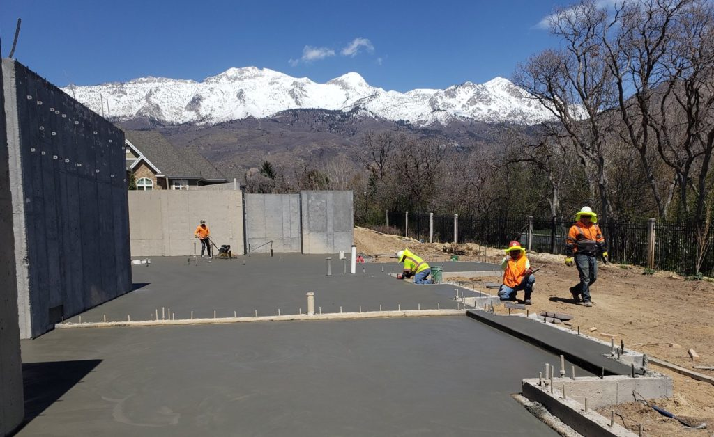 Utah's Best Concrete Flatwork Contractors